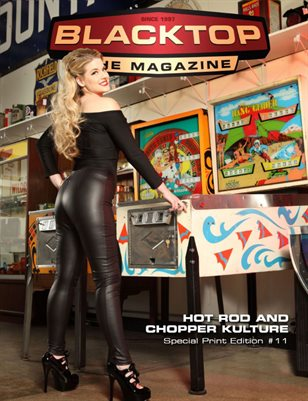 Blacktop Magazine SPE 11 - That 70's Style