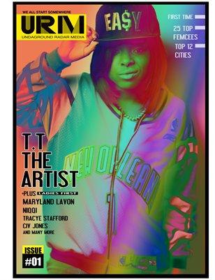 URM Issue #2