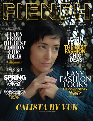 I Fienfh Magazine May Issue 2021