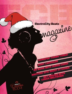 ECB Magazine December 2009 Issue 3