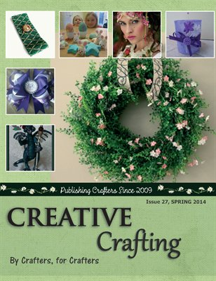 Creative Crafting Spring 2014
