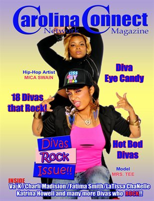 Carolina Connect Divas Rock Issue
