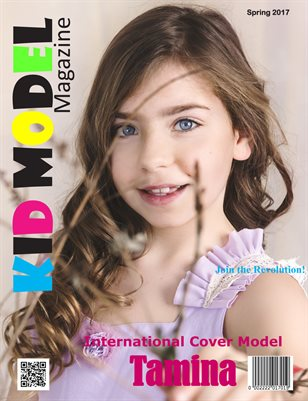 Kid Model Magazine Spring Issue 2017
