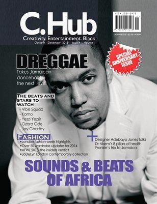C.HUB MAGAZINE ISSUE 4