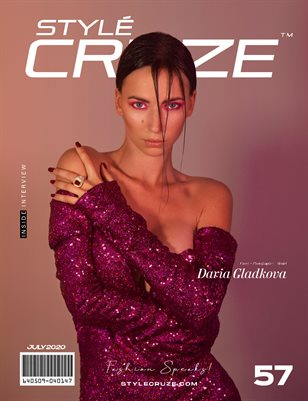JULY 2020 Issue (Vol: 57) | STYLÉCRUZE Magazine