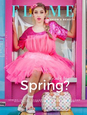 FLAME Magazine Volume 1: Spring 2020