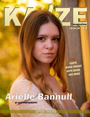 Kayze Magazine - issue 7 ( arielle )