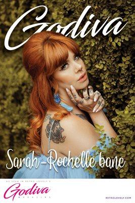 Godiva No.6 -  Sarah-Rochelle bane Cover Poster