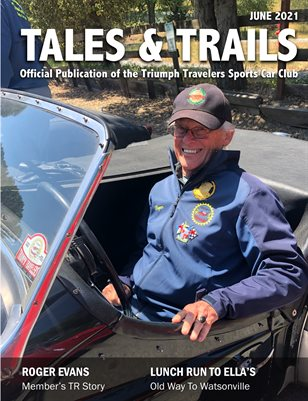 Tales & Trails - June 2021