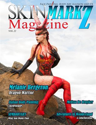August Issue of SkinMarkZ Mag - Issue 22