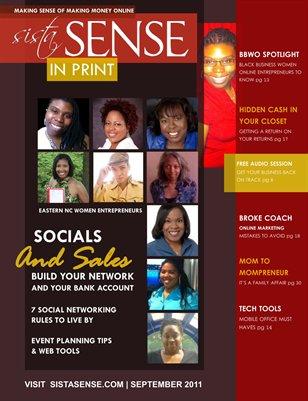 Socials and Sales