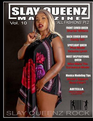 Slay Queenz Magazine Vol. 10 ALL FASHIONS Pt. 2