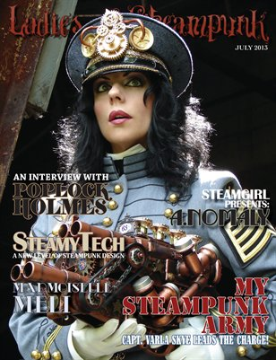 Ladies of Steampunk Magazine: Volume 1, Issue 6