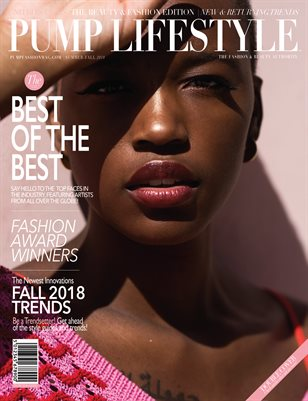 PUMP Lifestyle - The Beauty & Fashion Edition | October 2018 | Vol.10