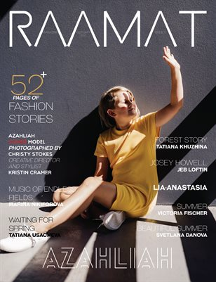 RAAMAT Magazine Kids Edition February 2021 Issue 5