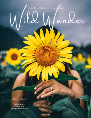 WW Mag Issue 3 Sunflowers