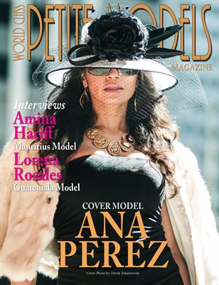 World Class Petite Models Magazine with Ana Perez #2