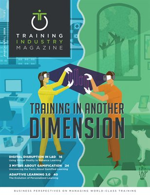 March/April 2019 | Training in Another Dimension