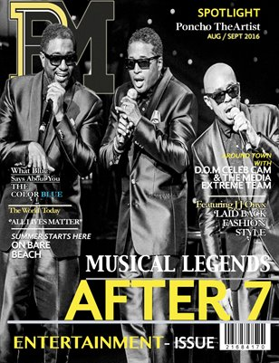ENTERTAINMENT ISSUE 2016