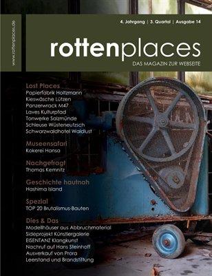 rottenplaces Magazin 3/2016