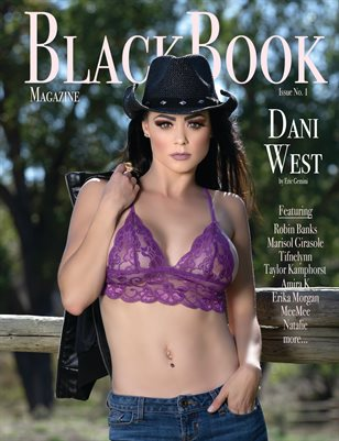 BlackBook Issue1 Dani