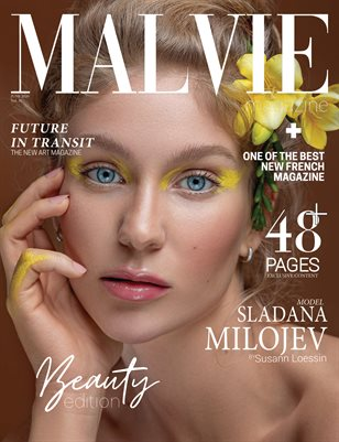 MALVIE Mag | Beauty Edition | Vol. 30 JUNE 2020