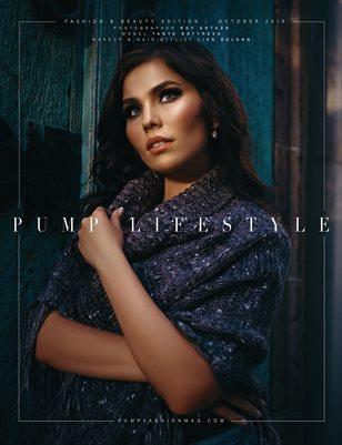 PUMP Magazine - New Artist Edition - Vol.1