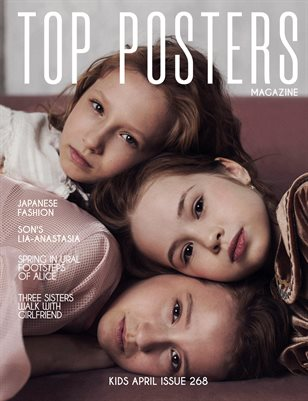 TOP POSTERS MAGAZINE - KIDS APRIL (Vol 268)