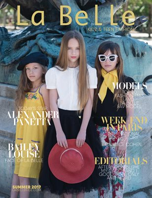 La Belle Kidz - Summer 17 (Double Cover 02)
