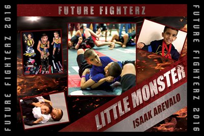 2016 Isaak Arevalo Cal - Poster