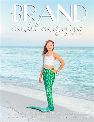 Brand Model Magazine  Issue # 311