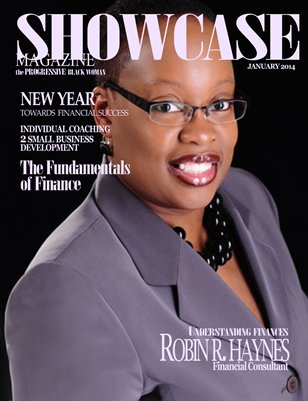 SHOWCASE Magazine January 2014 Edition