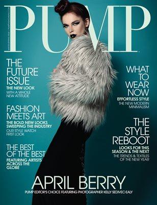 PUMP Magazine | The Future Issue | Vol.1