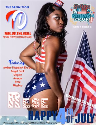 TDM: Rese Stars & Strips Issue 1 Cover 3
