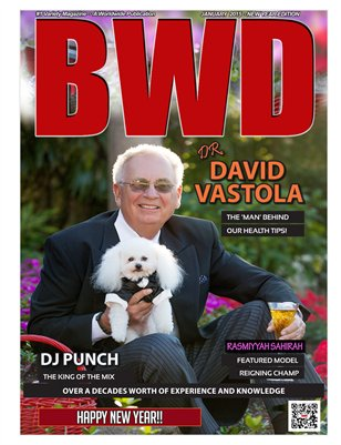 BWD Magazine - January New Year's Edition 2015