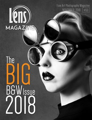 Lens Magazine Issue #50 The BIG Black&White Issue