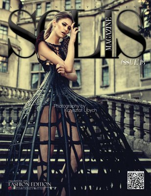 Solis Magazine Issue 13 – Fashion Edition 2015