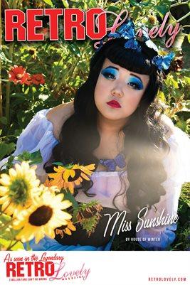 Miss Sunshine Cover Poster