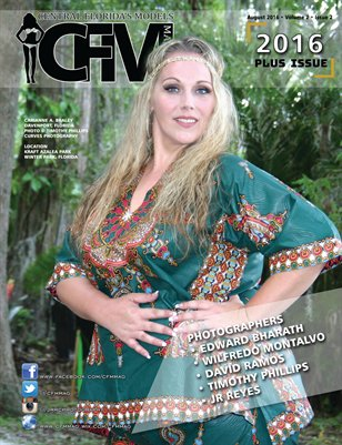 CFM Magazine Vol 2 Issue 2• August 2016 Plus-Models Edition
