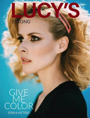 LUCY'S Magazine Vol. 16 STRONG