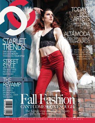 COCO Fashion Magazine - The Fall Fashion Preview