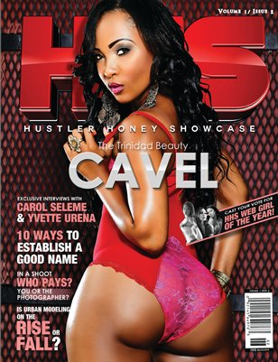 Trinidad Beauty Cavel: HHS Magazine Volume 1