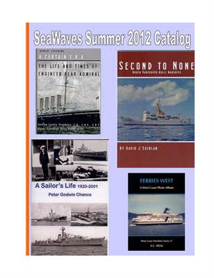 SeaWaves Books Summer 2012 Catalog