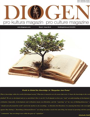 DIOGEN pro culture magazine Annual No 6_2015_2016