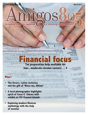 Amigos805 March 2013