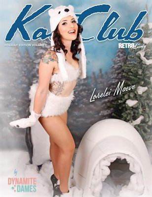 Kat Club Holiday Edition Volume I - Lorelei Maeve Cover