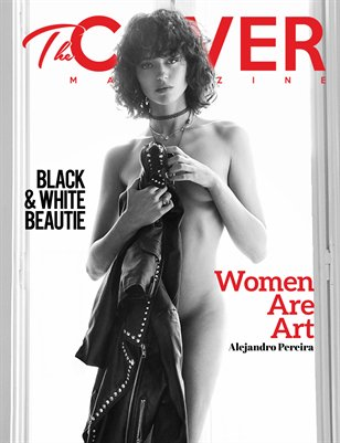 The Cover Magazine Issue # 2 Black & White Beautie