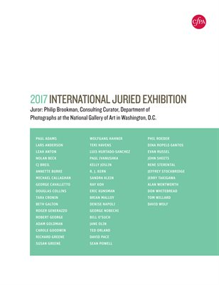 CPA 2017 International Juried Exhibition