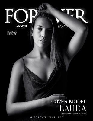 FOREVER Model Magazine BW Issue 21