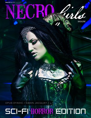 Necro Girls Magazine Issue #6 (May 2014)